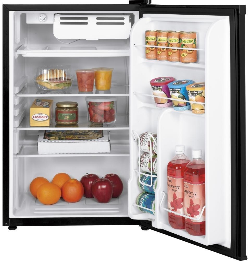 Ge Wmr04gadbb 44 Cu Ft Black Undercounter Compact Refrigerator Model 25 Schematic Appliances
