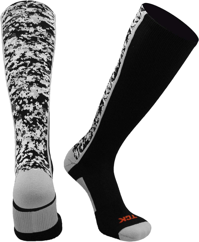 TCK Digital Camo OTC Socks