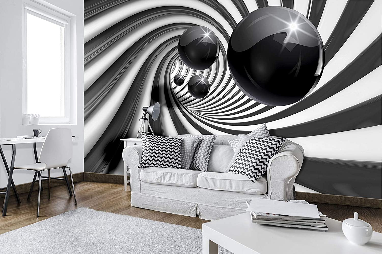 Forwall Fototapete Vlies Wanddeko Tunnel 3D – – – Moderne Wanddekoration 10419VEXXXL 416cm x 254cm B07NP38SM6 Wandtattoos & Wandbilder b503d8