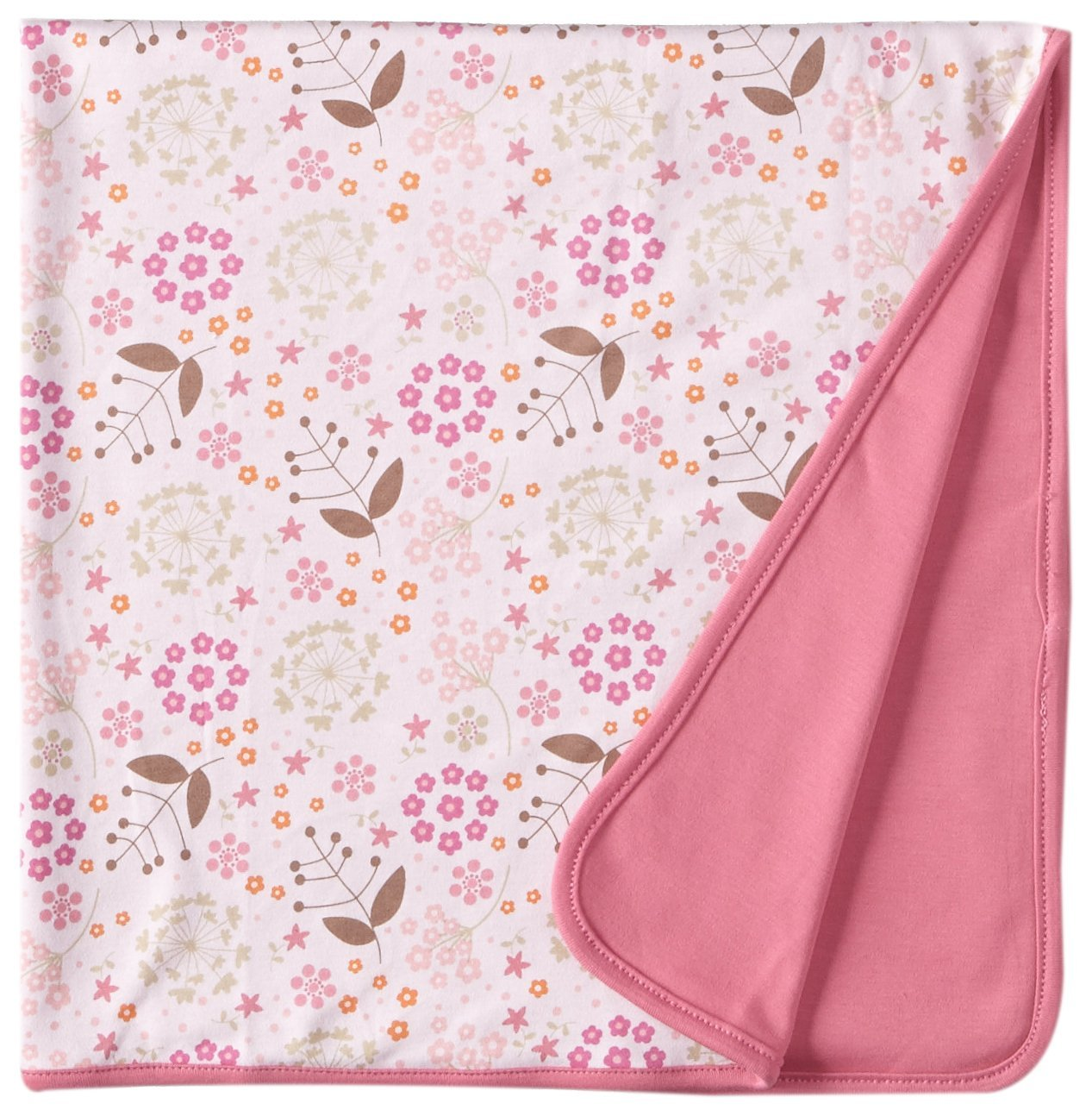 Amazon.com : Baby-Girls recién nacido Manta reversible : Baby
