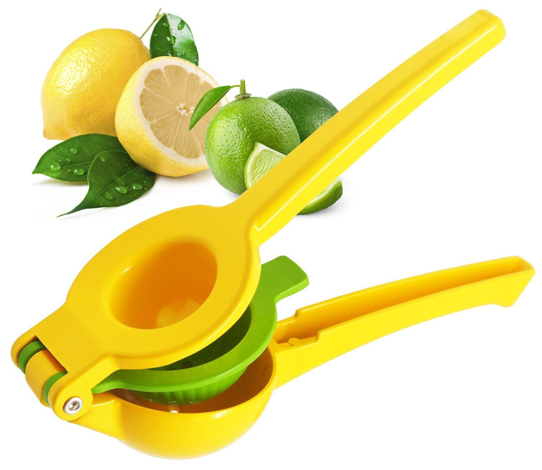 yivans Kitchen mand olines Stainless Steel Lemon Squeezer Citrus ...