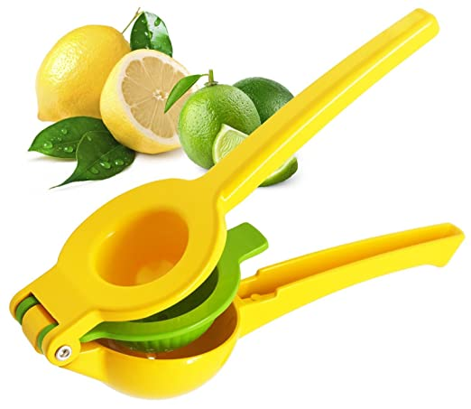 yivans Kitchen mand olines Stainless Steel Lemon Squeezer Citrus ...