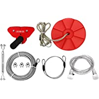 Lifespan Kids Woomera Flying Fox Kit with Monkey Swing