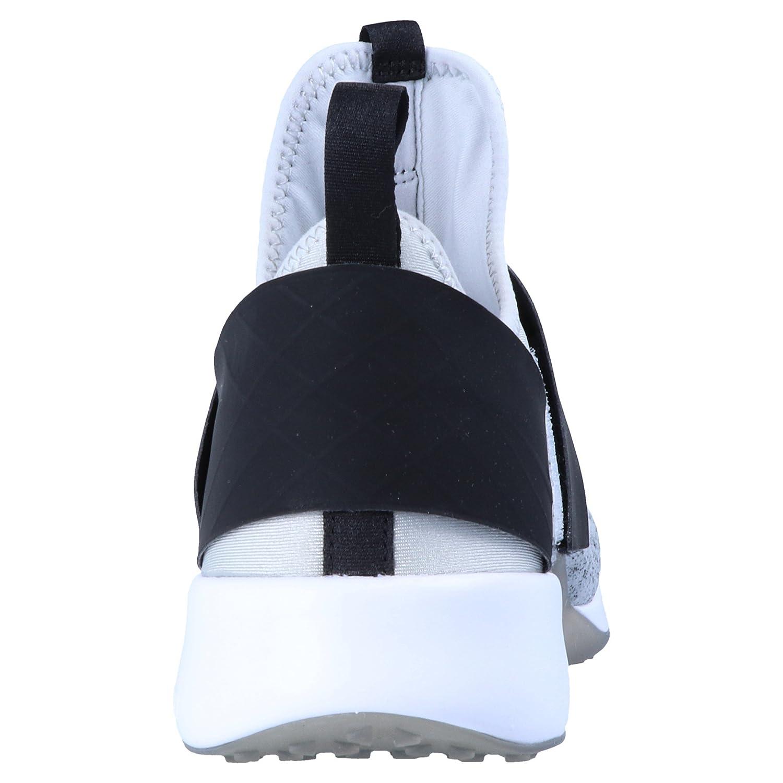 NIKE Women's Air Zoom Strong Running Shoes B01FTM7I6W 10.5 B(M) US|White/Black