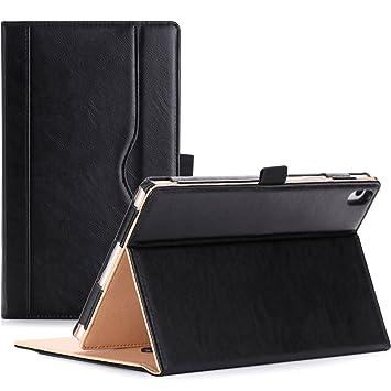 more photos e98cc 7adfc ProCase Lenovo Tab 4 8 Plus Case - Stand Folio Case Cover for Lenovo Tab 4  8