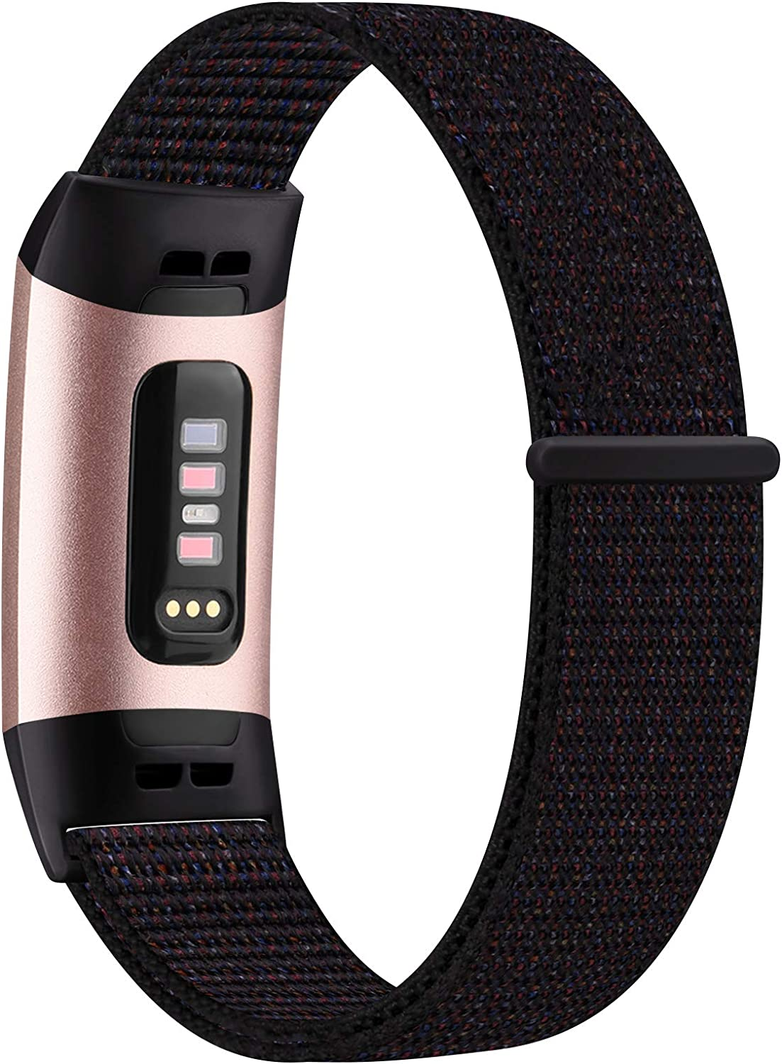 Brand New Fitbit Charge 3 Sport Band Black Small SHIPS FAST Authentic