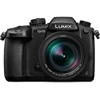 Panasonic Lumix G DC-GH5L Fotocamera, 20,3 MPx, Registrazione video 4K/60p, Nero