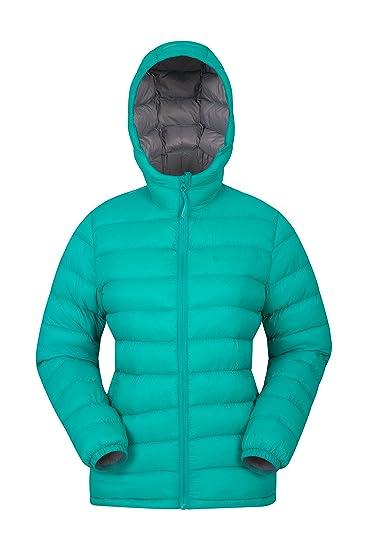 Mountain Warehouse Seasons Womens Padded Winter Jacket - Water Resistant Ladies  Coat 40ae0c95cf