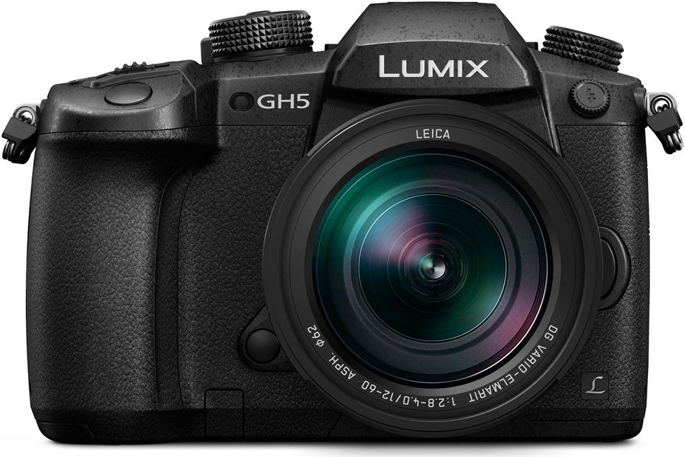 Panasonic Lumix G DC-GH5L Fotocamera, 20,3 MPx, Registrazione video 4K/60p, Nero product image