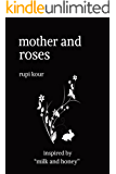 mother and roses