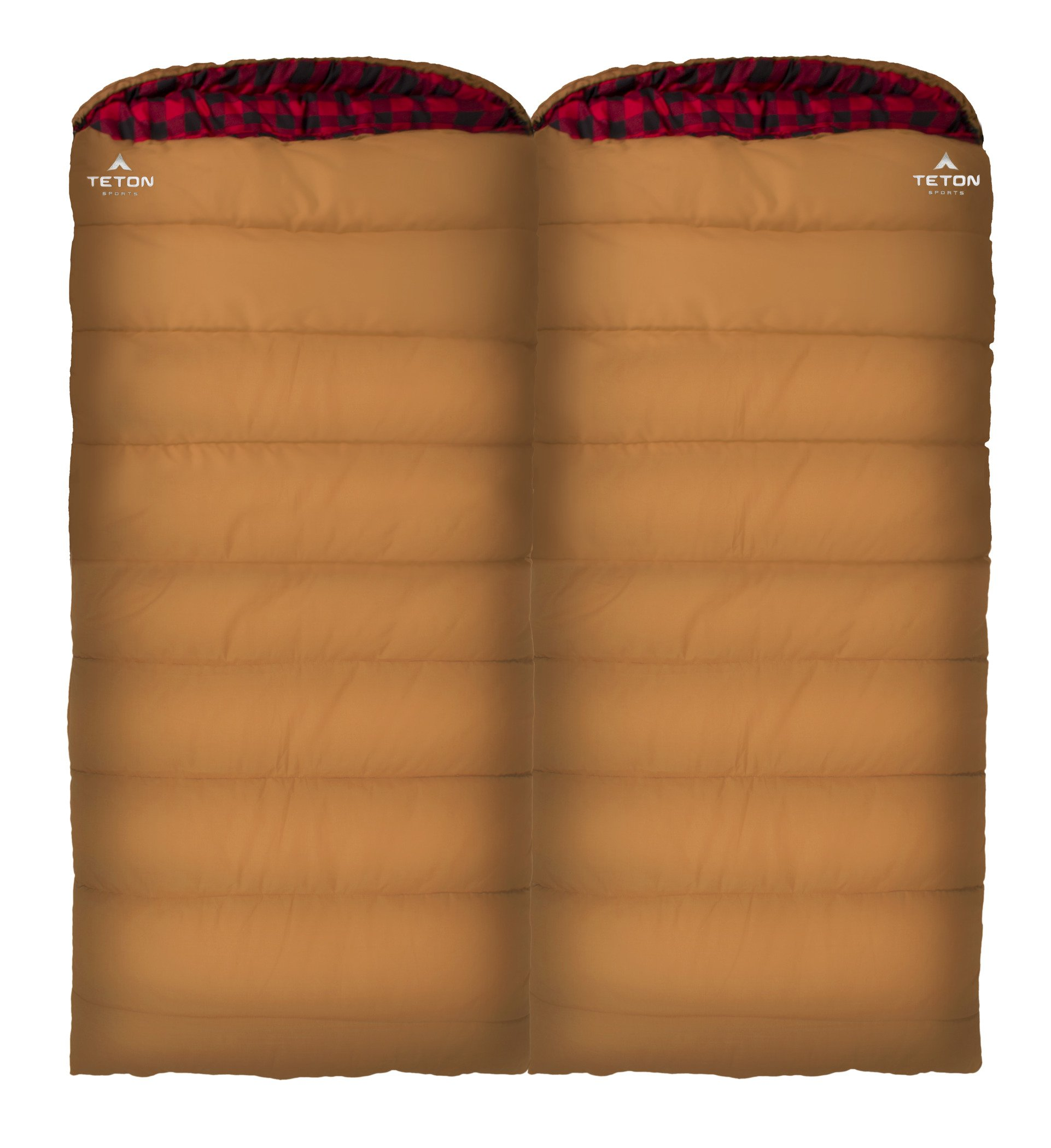 TETON Sports Deer Hunter Sleeping Bag; Warm and Comfortable Sleeping Bag Great for Camping Even in Cold Seasons 6