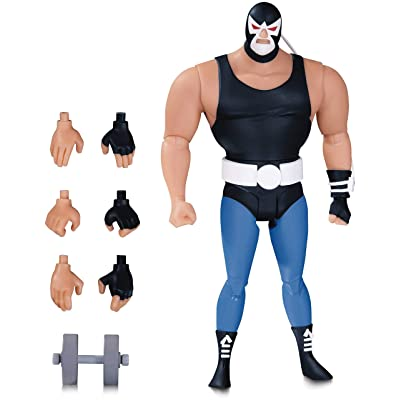 DC Collectibles Batman The Animated Series: Bane Action Figure: Toys & Games