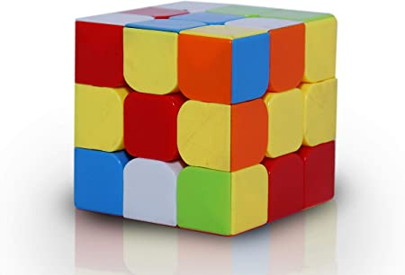 Eliture HMC 333 Speed Up Stickerless Rubix Cube