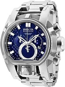 Relógio Invicta Reserve Bolt Zeus Magnum 25207 Prata/Azul