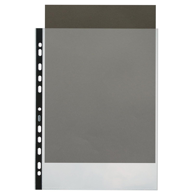 Elba - Archivadores de plástico y cartón bristol (A3, 10 unidades): Amazon.es: Oficina y papelería