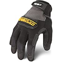 Ironclad Heavy Utility Gloves, Small, Black