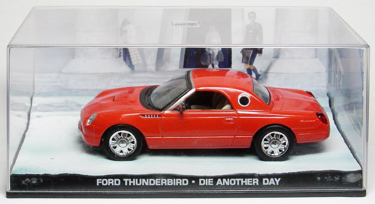 1/43 007 ボンドカー Ford Thunderbird (2002年型) ダイアナザーディ B0033J74EK