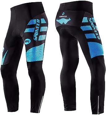 Mens Cycling Shorts MTB Bike Pants Bicycle Leggings Stretchy Road Riding Tights