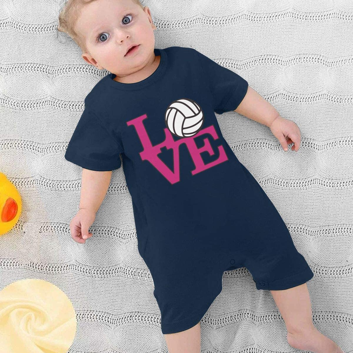 Mermaid Sloth Cute Good Vibes Newborn Kids Short Sleeve Bodysuit Baby Clothes 0-24 Months