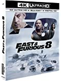 Fast & Furious 8 [4K Ultra HD + Blu-ray + Copie Digitale UltraViolet]