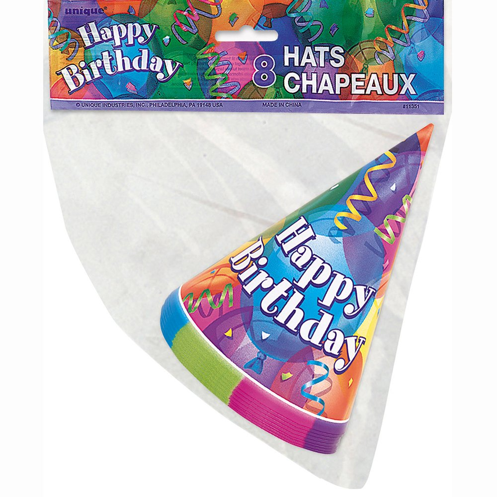 18 Foil Happy Anniversary Balloon Unique 53213