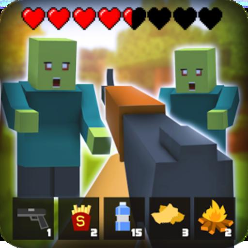 Zombie Craft Survival Best Shooting Game (Best Zombie Apocalypse Survival Games)