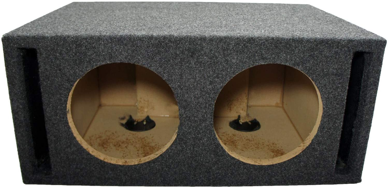 "ASC Dual 8"" SPL Subwoofer Box"