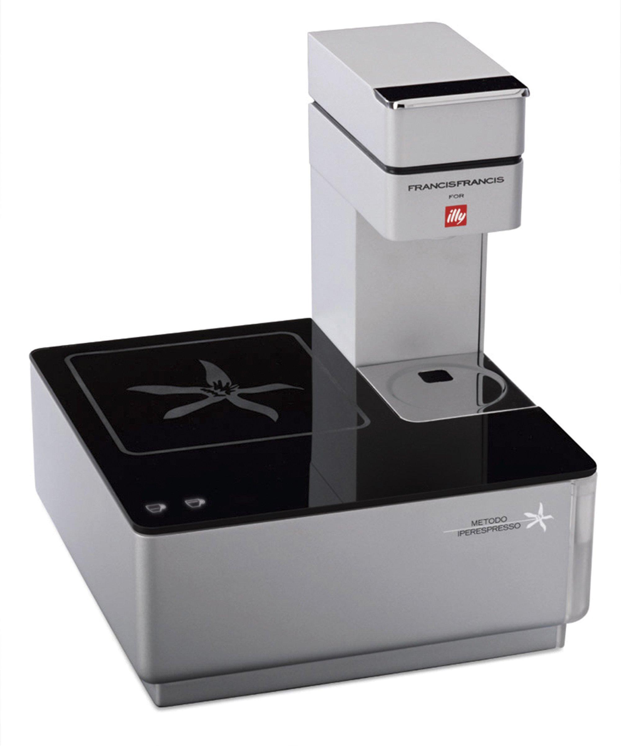 Illy Caffe Y1.1 216627 Touch Espresso Machine, Black by Illy