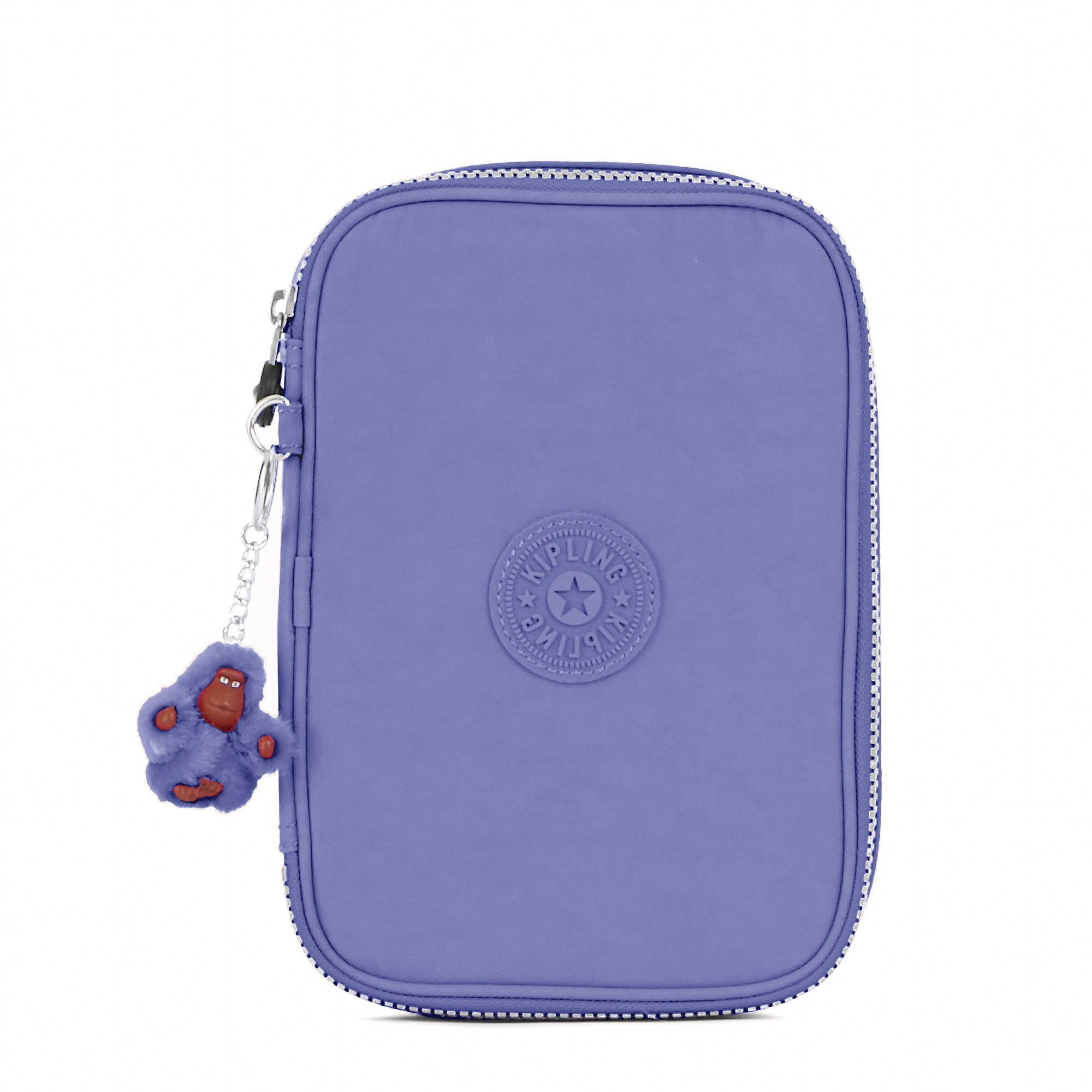 Kipling 100 Pens Bold Purple Case, BOLDPURPLE