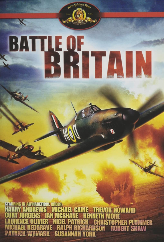 Battle of Britain [Reino Unido] [DVD]: Amazon.es: Cine y Series TV