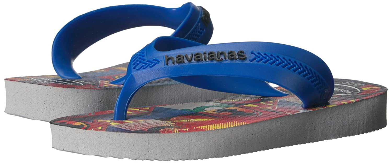 4af3590f7f34 Havaianas Boys  Max Heroes Sandal Flip Flop