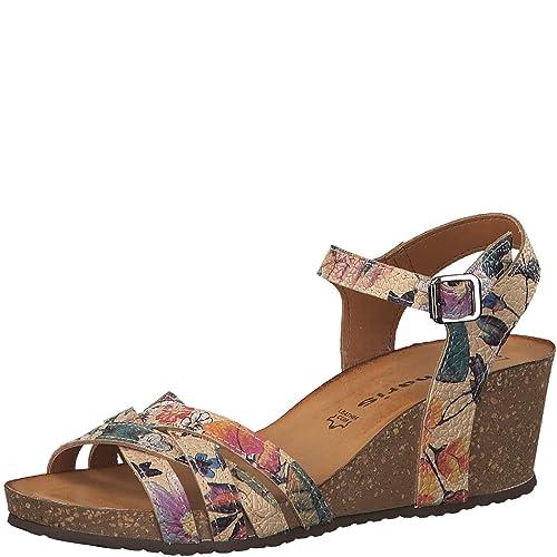 Sandales compensees TAMARIS