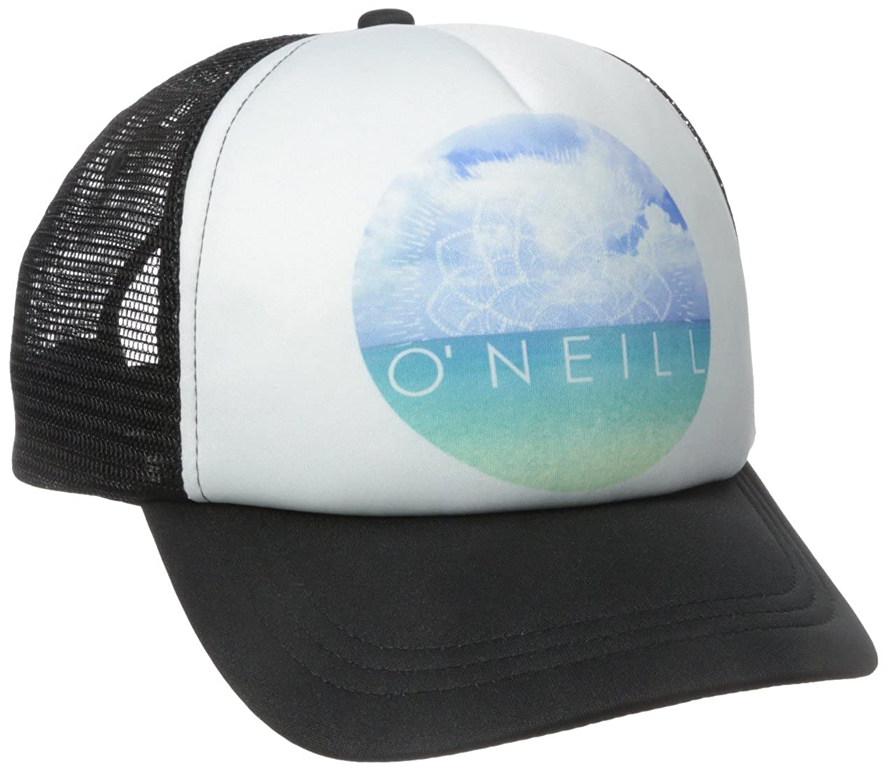 O'Neill Junior's Blissful Trucker Hat Black One Size SP6496001