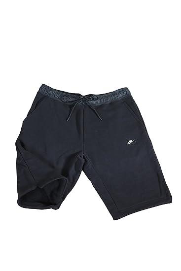 Hosen FT Nsw XS MODERN Kurze Schwarz Nike Short M SzGMpVUq