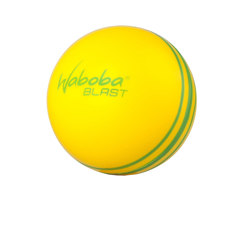 Waboba 102C02_A Blast Foam - Pelota de Espuma, Color Amarillo ...