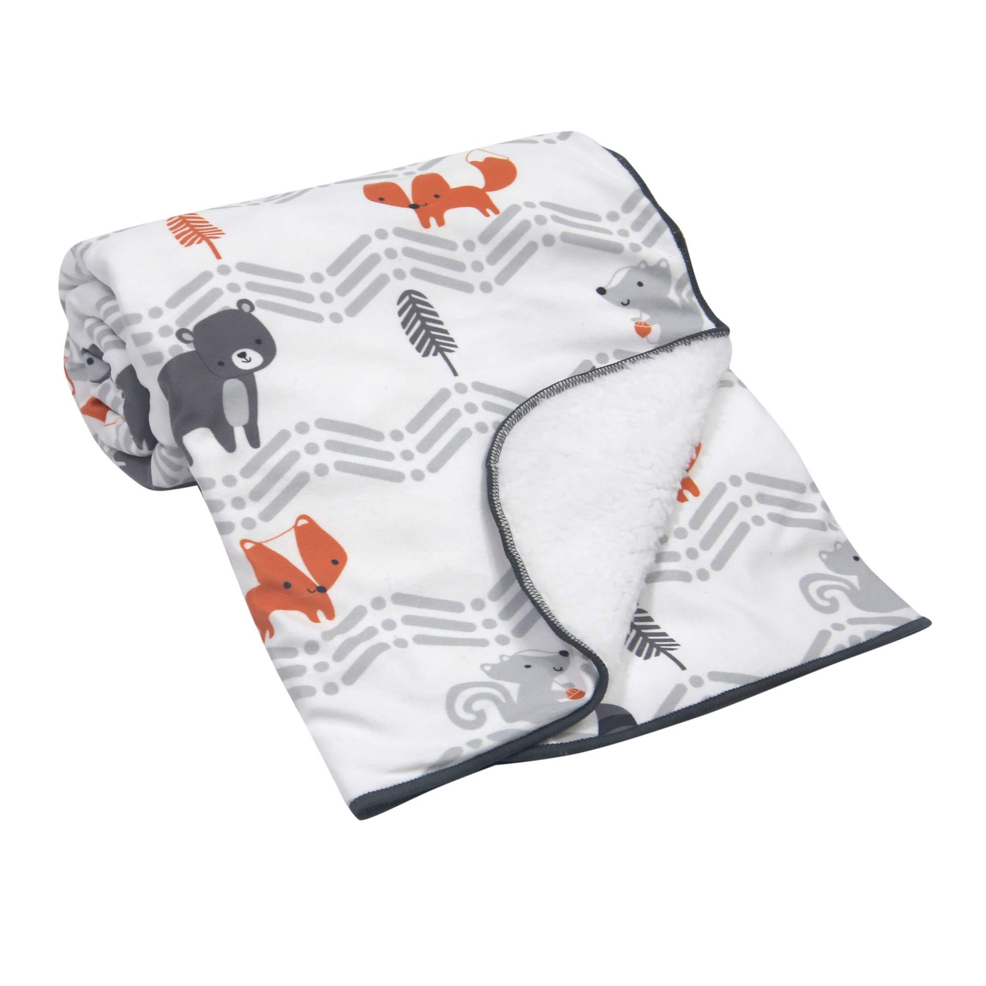 Amazon Com Bedtime Originals Acorn 3 Piece Crib Bedding