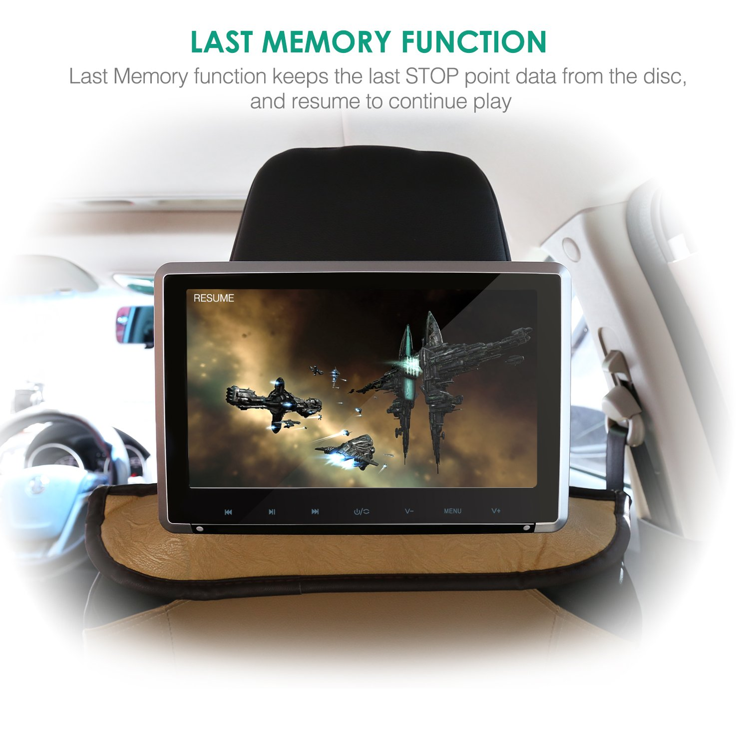 Want To Install Screens For Kids Behind Headrests Jeep Wrangler Forum Remote Start Wiring Saturnfanscom Forums This Also Has A Dvd Player And Gaming System Ill Update The Thread With How It Goes Im Wondering If Be Able Send Audio Car