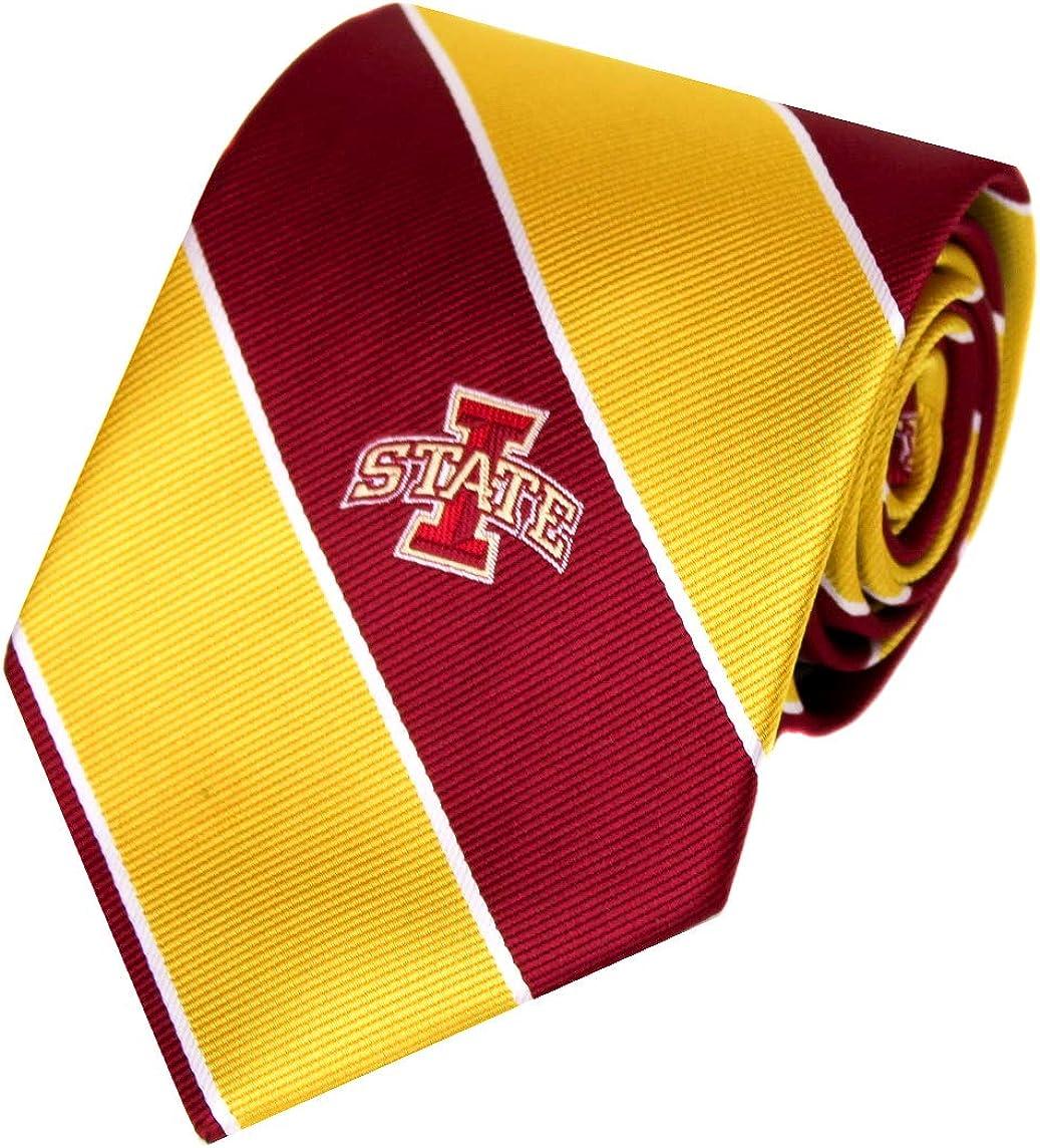 NCAA Mens Solid Necktie