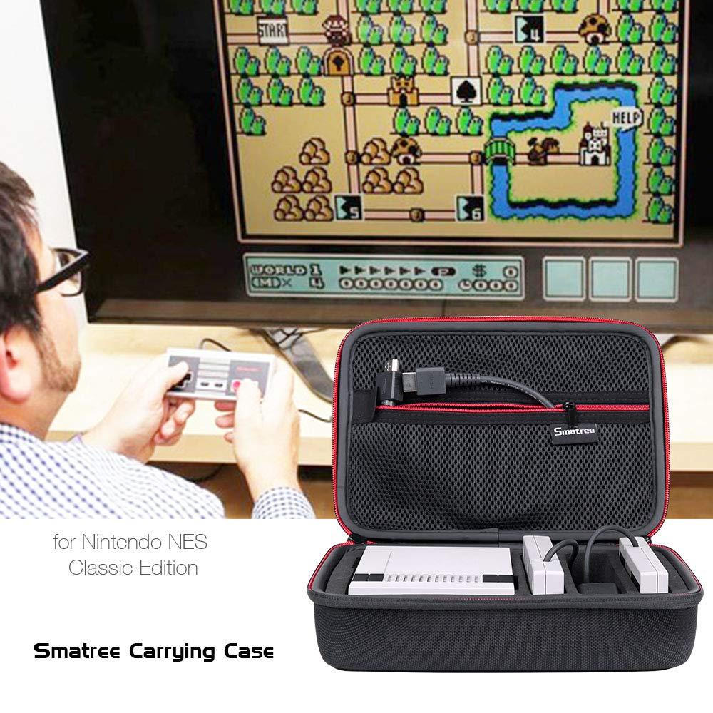 Smatree Mallette de transport pour Nintendo NES Classic Edition Mini   Amazon.fr  Jeux vidéo 9658e76147d