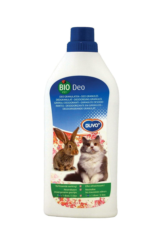 DUVO+ Bio Déodorisant de Litière + Cage pour Rongeur 750 g - Lot de 2