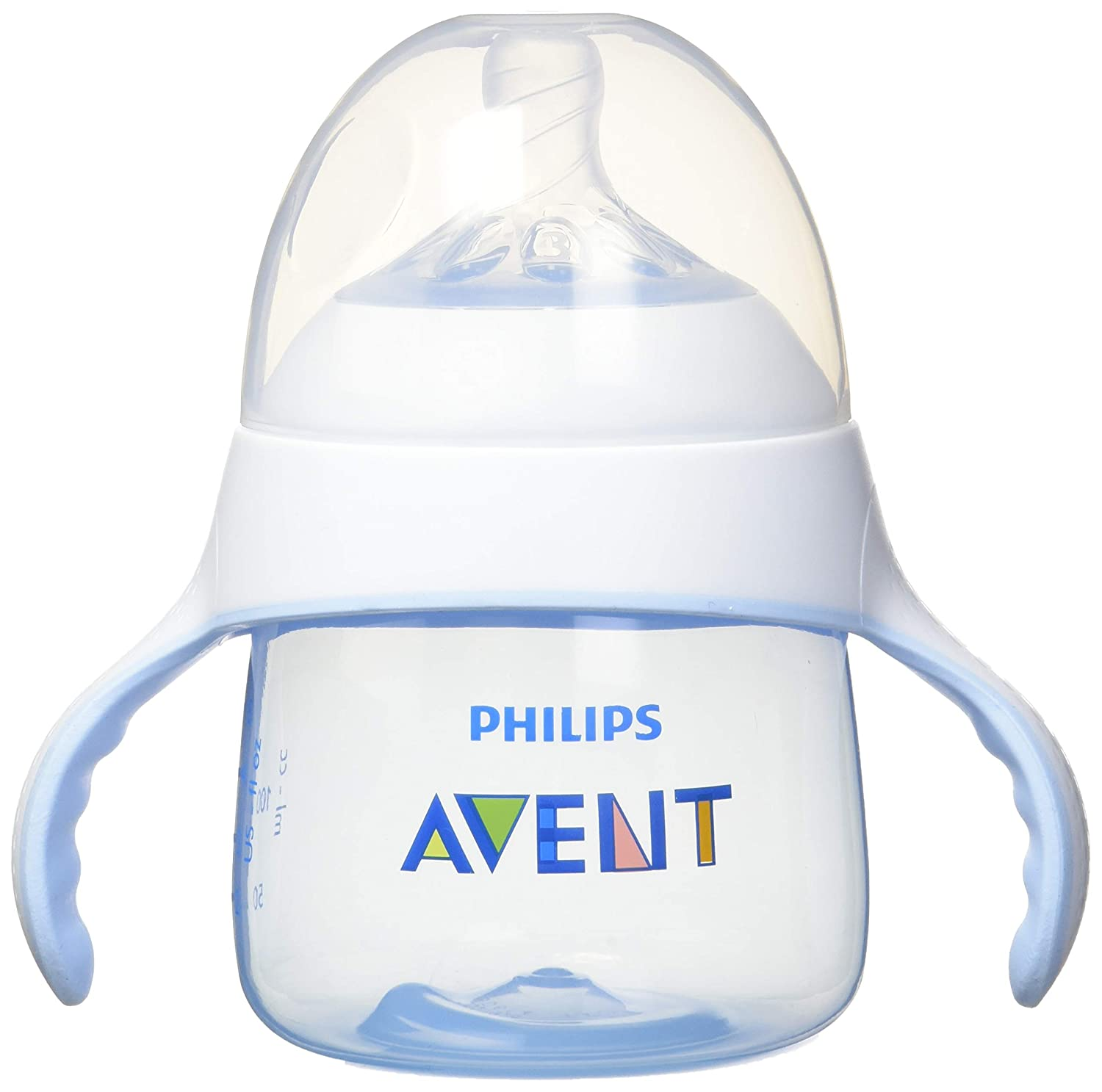 Philips AVENT My Natural Trainer Cup, 5 Oz, Blue SCF262/01