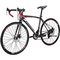 Eurobike Road Bike XC550 21 Speed 700C Dual Disc Brake Bicycle