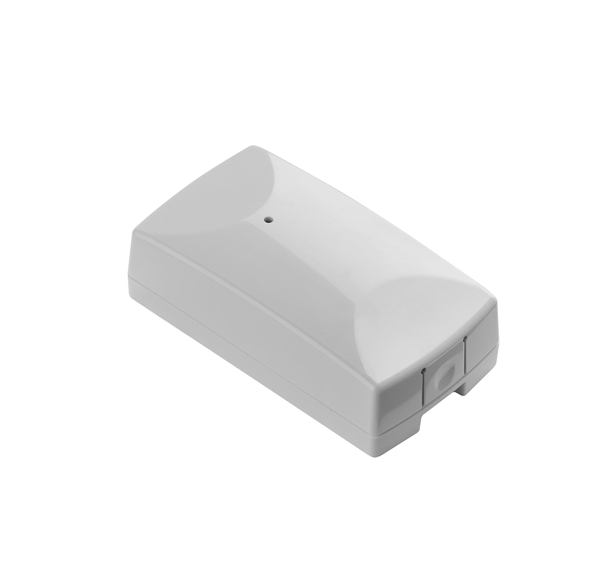 Z-Wave Plus Gold Plated Reliability Garage Door Tilt Sensor, White (TILT-ZWAVE2.5-ECO)