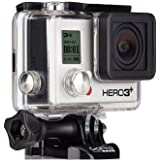 GoPro HERO3+ Black Edition 4K Adventure Camera - 12MP (Renewed)