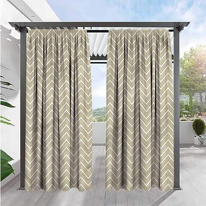 Amazon.com: Marilds - Cortina de porche, diseño floral ...