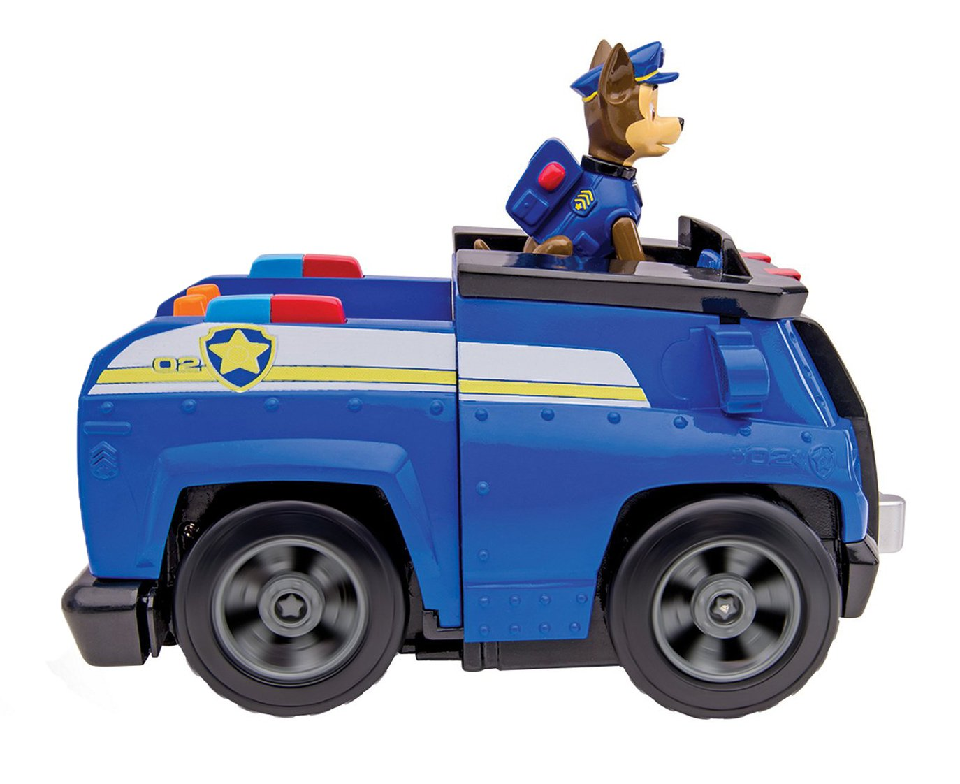 Paw Patrol On - A - Roll Vehicle - Chase