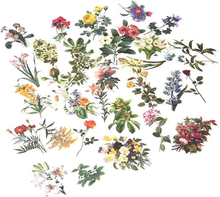 Top 10 Laptop Decal Sticker Corners Flowers