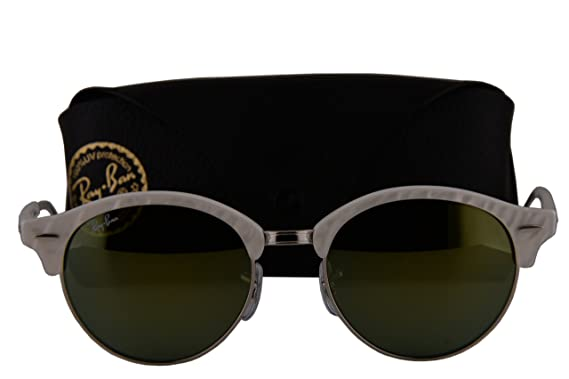 6d7d26af72cd1 Image Unavailable. Image not available for. Color  Ray-Ban RB4246 Clubround  Sunglasses ...
