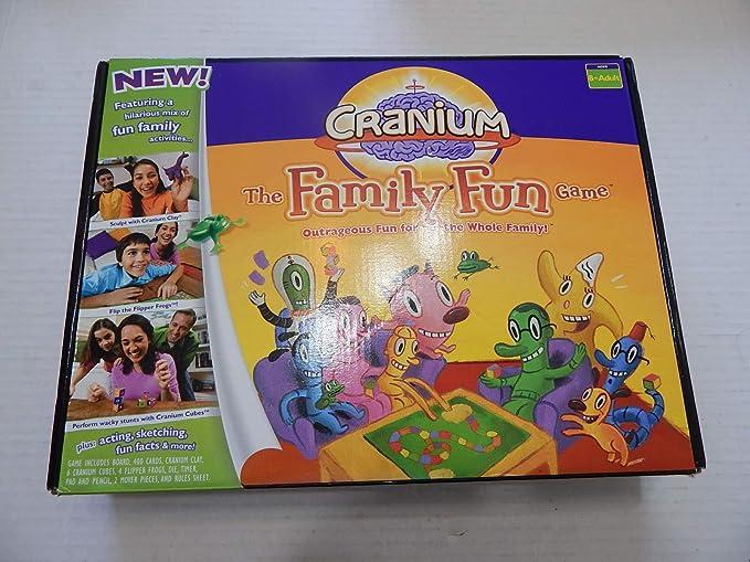 Cranium Family Edition: Amazon.es: Juguetes y juegos