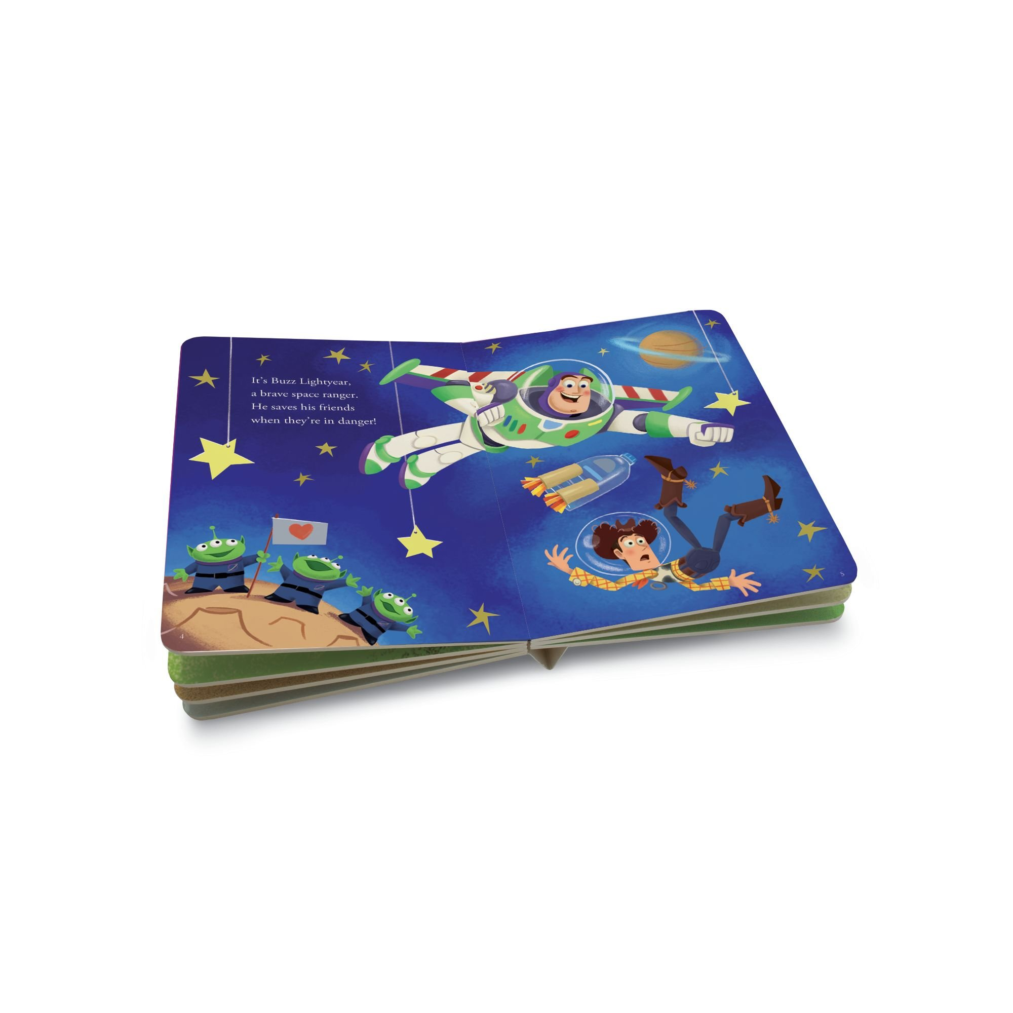 LeapFrog LeapReader Junior Book: DisneyPixar Toy Story 3: To Imagination and Beyond (works with Tag Junior) by LeapFrog (Image #6)